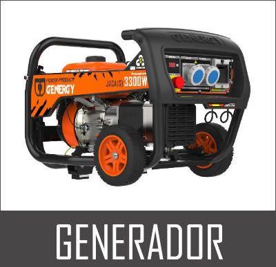 Generadores Eléctricos Genergy