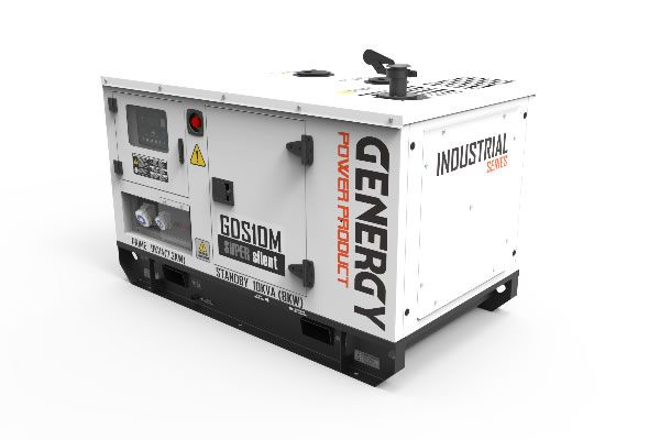 Grupo Electrógeno GDS10M 10KVA 8KW