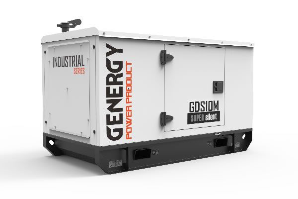 Generador Diésel GDS10M 10KVA 8KW