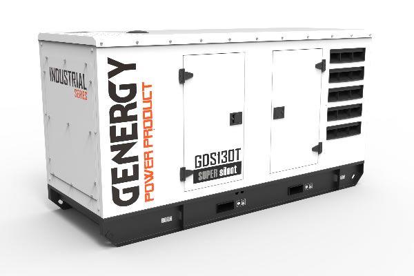 Generador Diésel GDS90T 127KVA 101KW