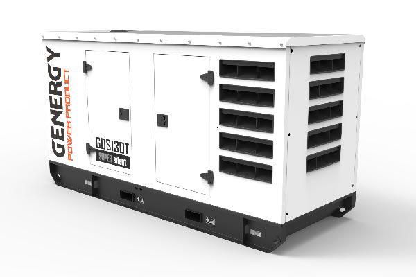 Generador Diésel Silencioso GDS90T 127KVA 101KW