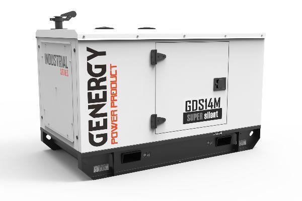Generador Diésel Insonorizado GDS14M 14KVA 11KW