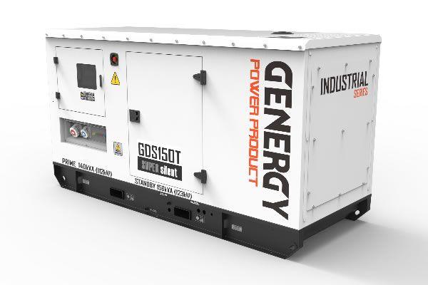 Generador Diélsel GDS150T 158KVA 123KW