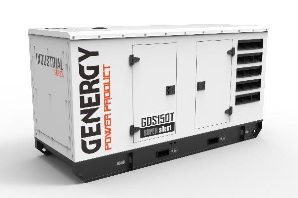Generador Diélsel Insonorizado GDS150T 158KVA 123KW