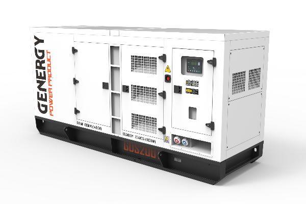 Grupo Electrógeno GDS200T 204KVA 163KW