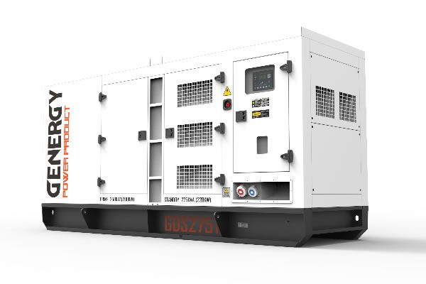 Grupo Electrógeno Diésel GDS275T 275KVA 220KW