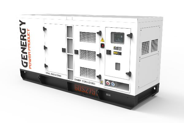 Grupo Electrógeno GDS275T 275KVA 220KW