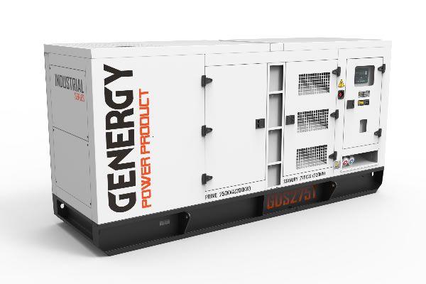 Generador Diésel GDS275T 275KVA 220KW
