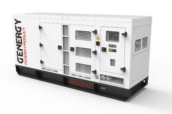 Generador Diésel GDS350T 325KVA 260KW