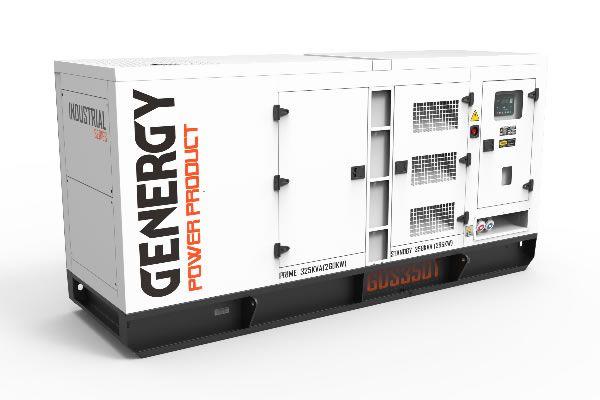 Grupo Electrógeno Silencioso GDS350T 325KVA 260KW