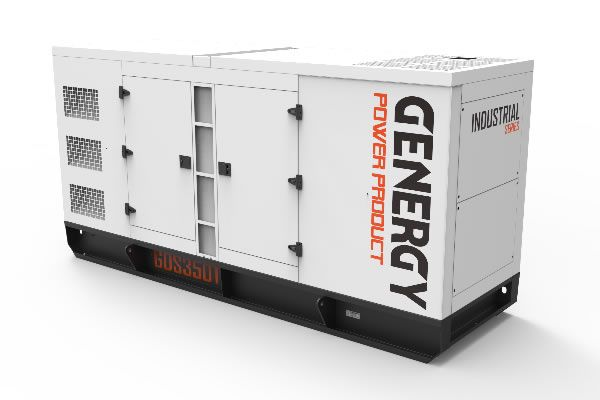 Generador Diésel Silencioso GDS350T 325KVA 260KW