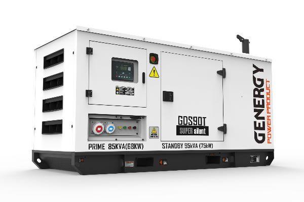 Grupo Electrógeno Diésel GDS90T 94KVA 75KW