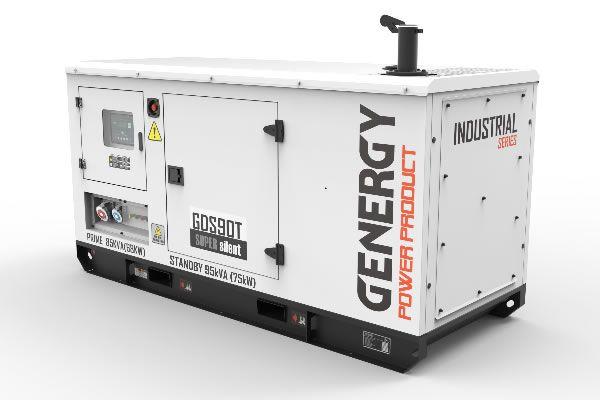 Generador Diésel GDS90T 94KVA 75KW