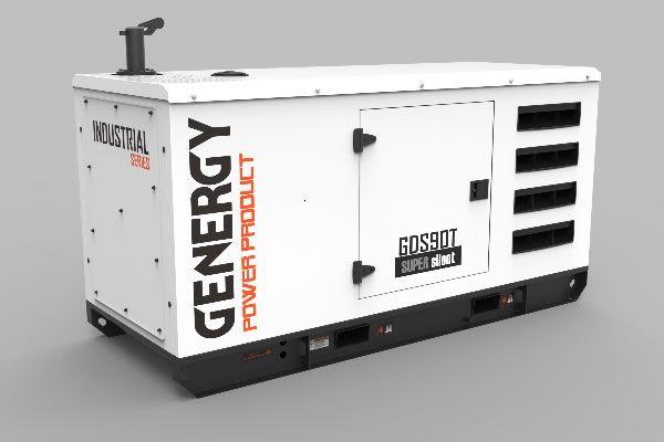 Generador Diésel Silencioso GDS90T 94KVA 75KW