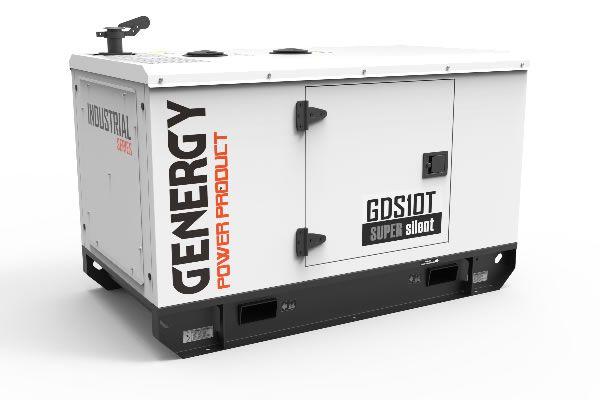 Generador Diésel GDS10T