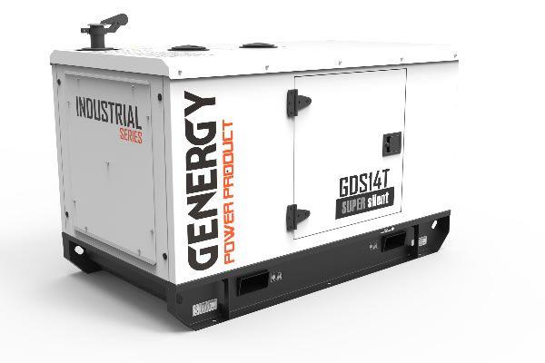 Generador Diésel GDS14T