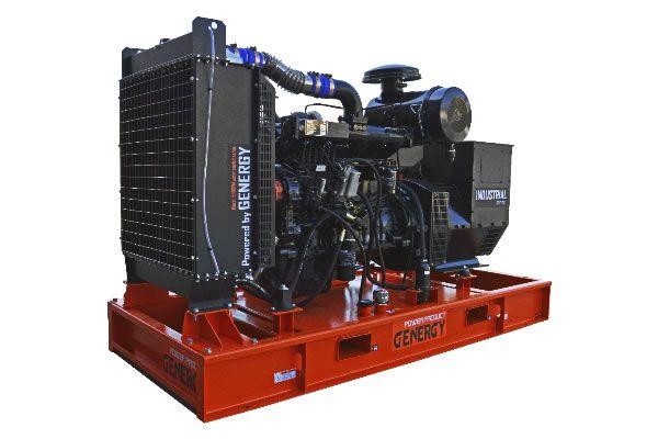 Generador Diésel Abierto GD27M
