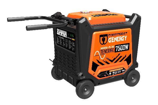 Generador Inverter Tenerife Control Remoto 7500W