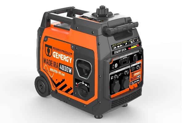Generador Inverter Madeira 4000W