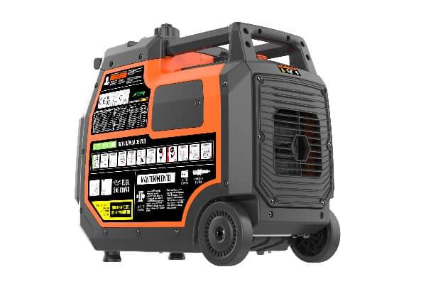 Generador Insonorizado Inverter Madeira 4000W