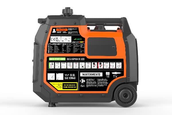 Generador Gasolina Madeira 4000W
