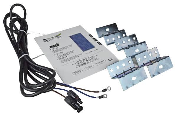 Panel Solar Accesorios