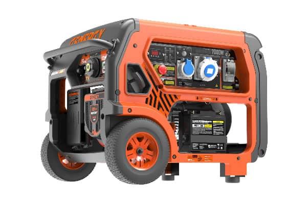 Generador gasolina Baqueira-S 7000W