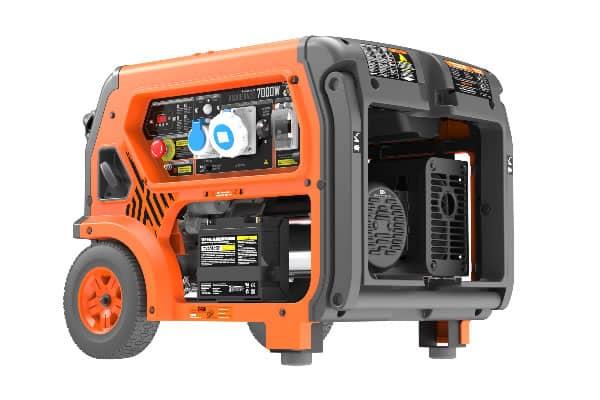 Generador gasolina premium Baqueira-S 7000W