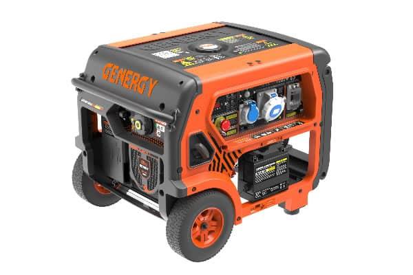 Generador eléctrico Baqueira-S 7000W