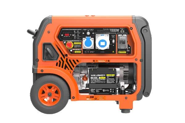Generador de luz Baqueira-S 7000W