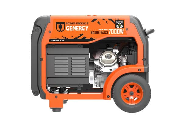 Generador de corriente Baqueira-S 7000W