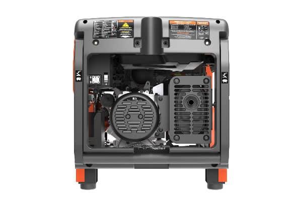 Generador eléctrico gasolina Baqueira-S 7000W