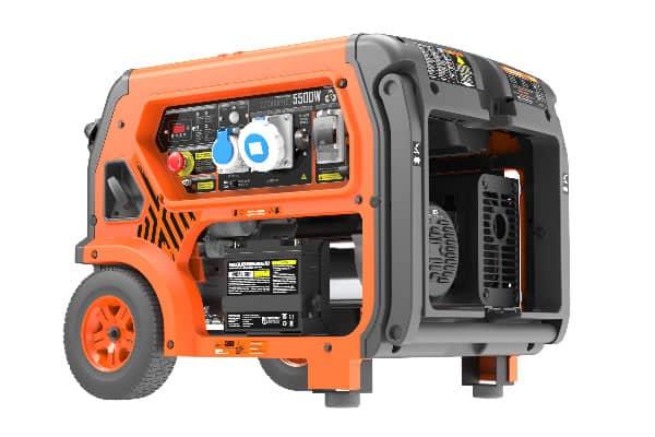 Generador Gasolina Premium Ezcaray-S 5000W