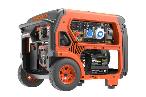 Generador Gasolina Ezcaray-S 5500W