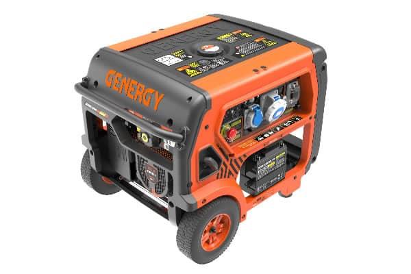 Generador Eléctrico Ezcaray-S 5500W