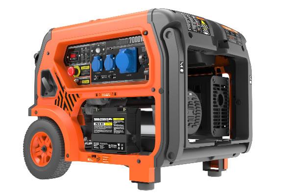 Generador Gasolina Premium Baqueira 7000W