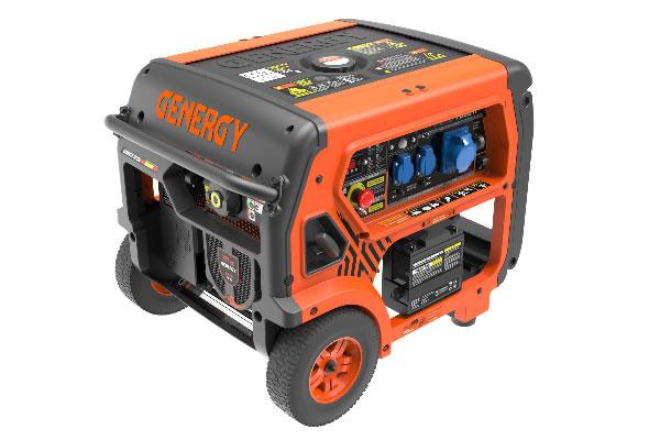 Generador de Luz Premium Baqueira 7000W