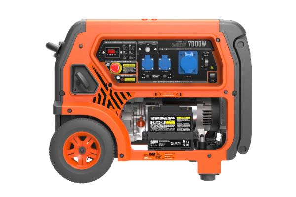 Generador Eléctrico Premium Baqueira 7000W