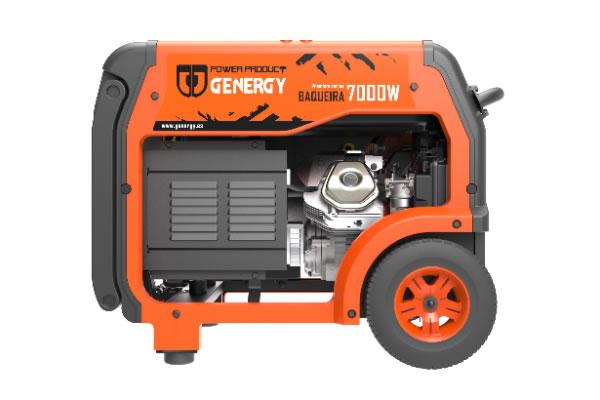 Generador Eléctrico Gasolina Premium Baqueira 7000W
