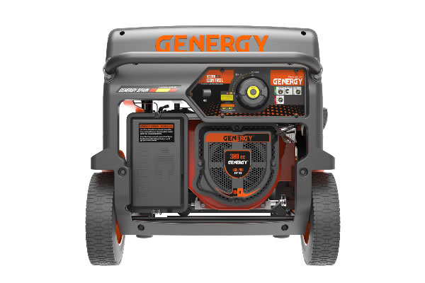 Generador Genergy Premium Baqueira 7000W