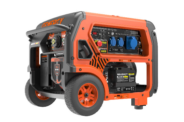 Generador Gasolina Premium Ezcaray 5500W