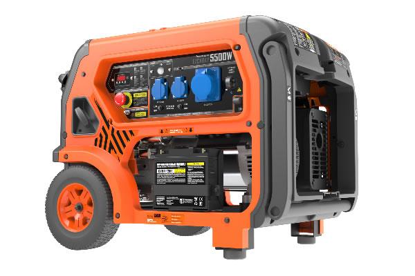 Generador Eléctrico Premium Ezcaray 5500W