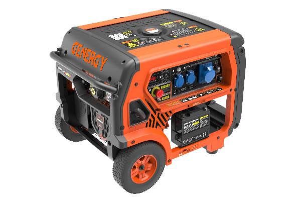 Generador Premium Ezcaray 5500W
