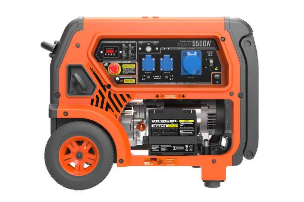 Generador de Luz Premium Ezcaray 5500W