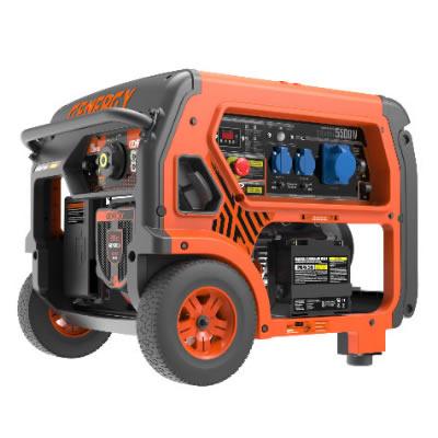 Generador Eléctrico Gasolina Ezcaray 5500W