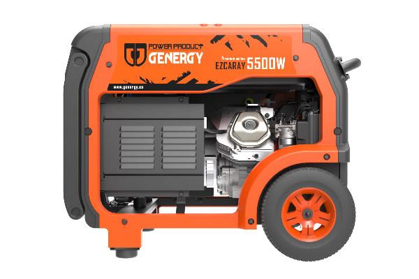 Generador de Corriente Premium Ezcaray 5500W