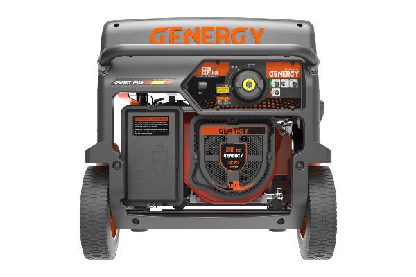 Generador Eléctrico Gasolina Premium Ezcaray 5500W