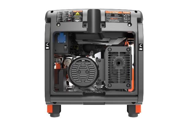 Generador Eléctrico Gran Autonomía Premium Ezcaray 5500W