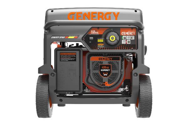 Generador Eléctrico Mando a Distancia Baqueira RC 7000W