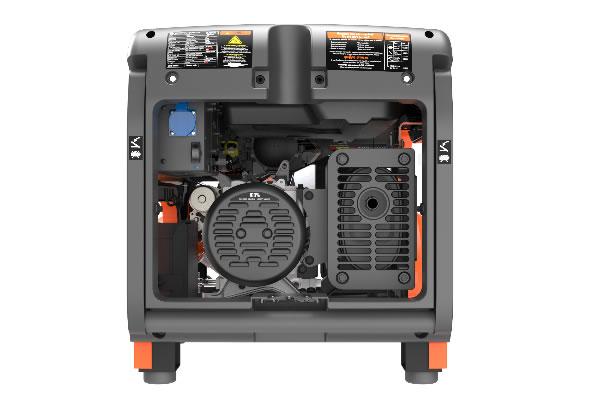 Generador de Corriente Mando a Distancia Baqueira RC 7000W